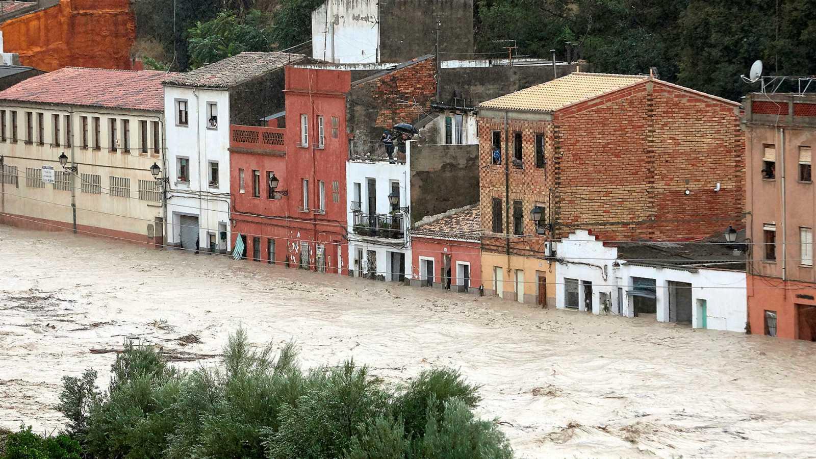 Ontinyent estudia la demolición 40 viviendas para evitar inundaciones