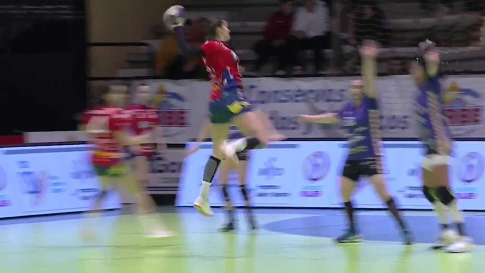 Balonmano - Liga Guerreras Iberdrola. 13ª jornada: Conservas O Porriño - Liberbank Gijón - ver ahora