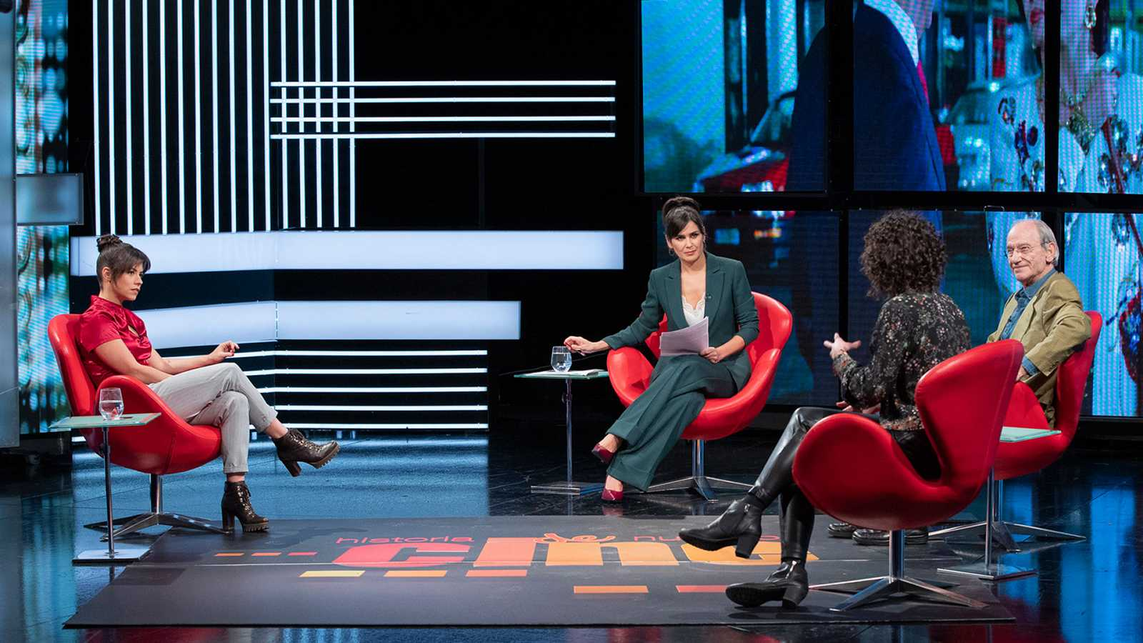 Historia de nuestro cine - Coloquio: Jorge Grau - ver ahora