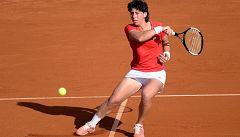 Los tres mejores puntos de Carla Suárez sobre Nara