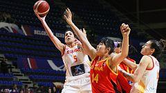 Baloncesto - Preolímpico Femenino: España - China
