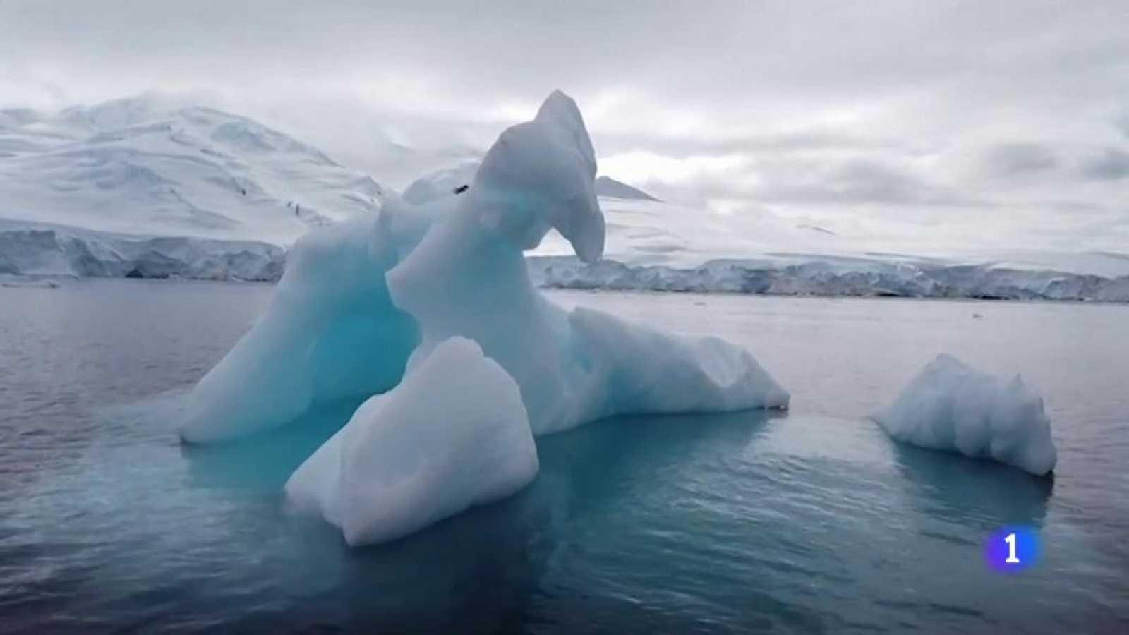 La Antártida registra su temperatura más alta de la historia: 18,3 grados