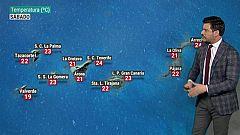 El tiempo en Canarias - 08/02/2020
