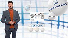Lotería Nacional - 08/02/20