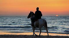 Ligero ascenso térmico en el Mediterráneo