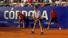 Tenis - ATP 250 Torneo Córdoba 1/4 Final: P. Cuevas - C. Garin