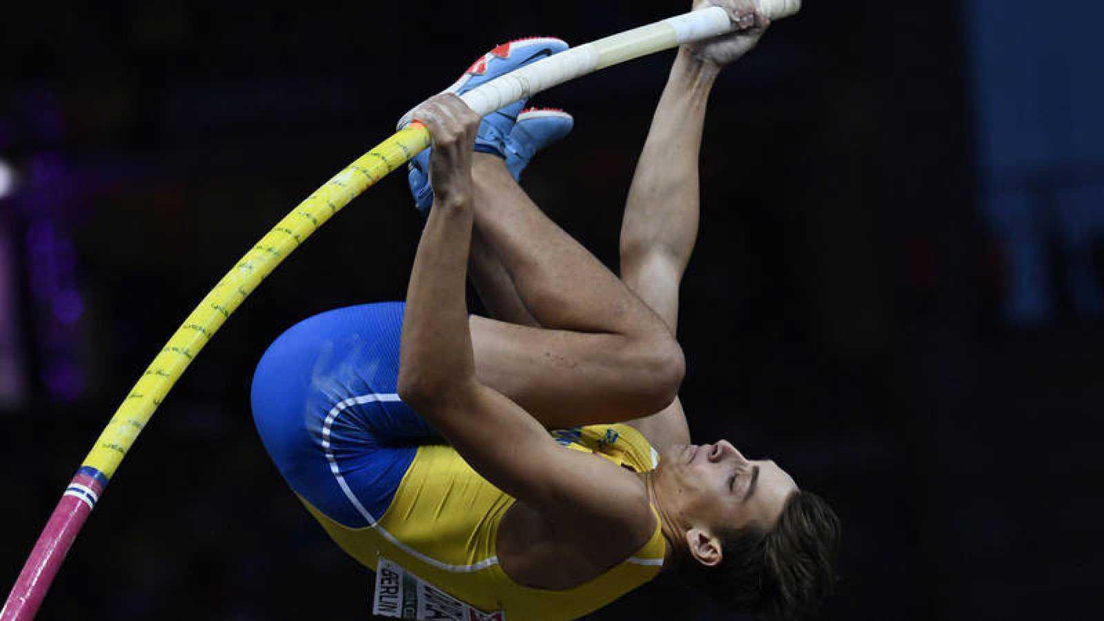 Duplantis bate el récord del mundo de pértiga