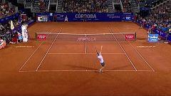 Tenis - ATP 250 Torneo Córdoba 1ª Semifinal: C. Garin - A. Martin