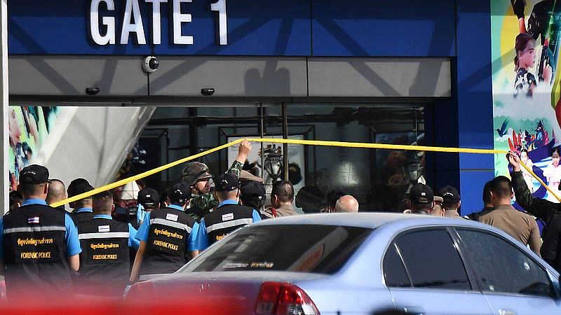Un soldado es abatido en Tailandia tras matar a 26 personas y atrincherarse en un centro comercial