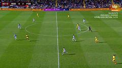 Gol de Marta Torrejón (0-3) en la final de la Supercopa