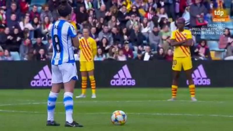 Las futbolistas se plantan en la final de la Supercopa por la falta de convenio