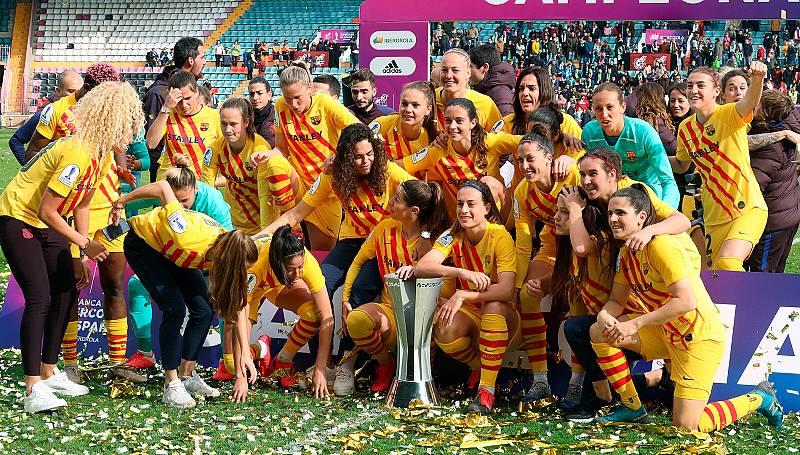 Resumen Final Supercopa Femenina: Real Sociedad 1-10 FC Barcelona