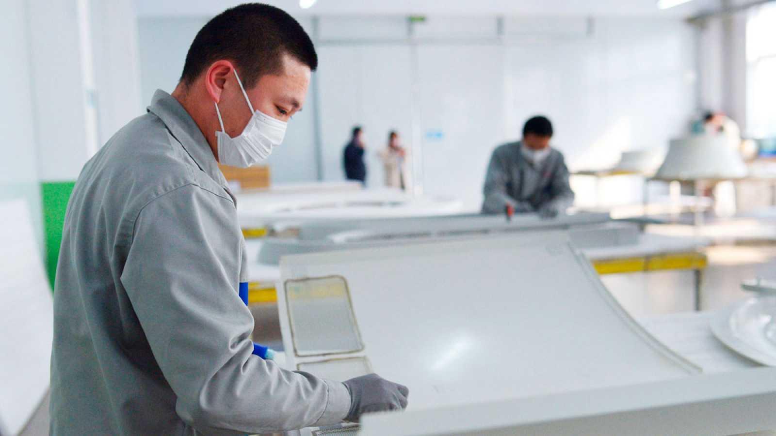 El coronavirus deja ya más muertes que el SARS