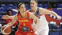 Baloncesto - Preolímpico Femenino: Gran Bretaña - España