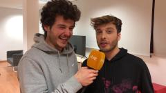 Eurovisión 2020 - Encuentro entre Blas Cantó y Miki, en OT 2020