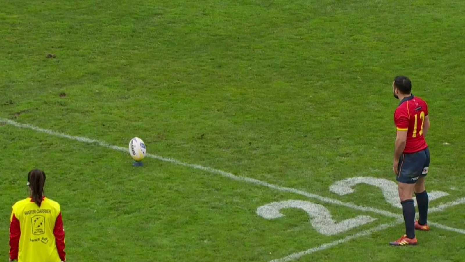 Rugby - Campeonato de Europa Masculino: España - Georgia - ver ahora