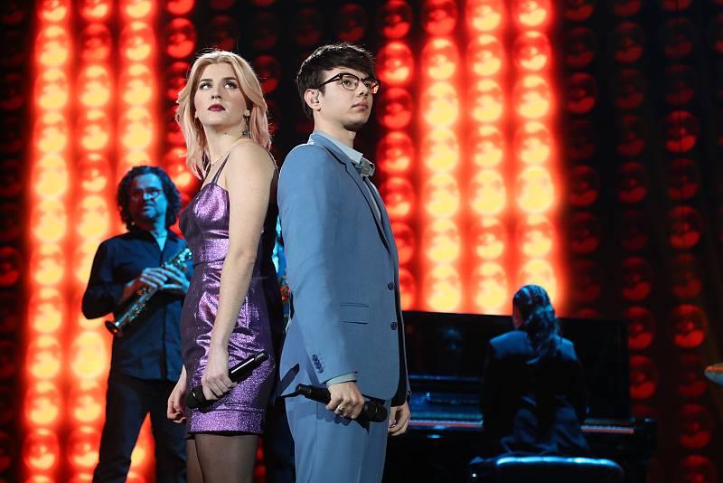 """Samantha y Flavio cantan """"Call Me Maybe"""", de Carly Rae Jepsen, en la Gala 4 de Operación Triunfo 2020"""