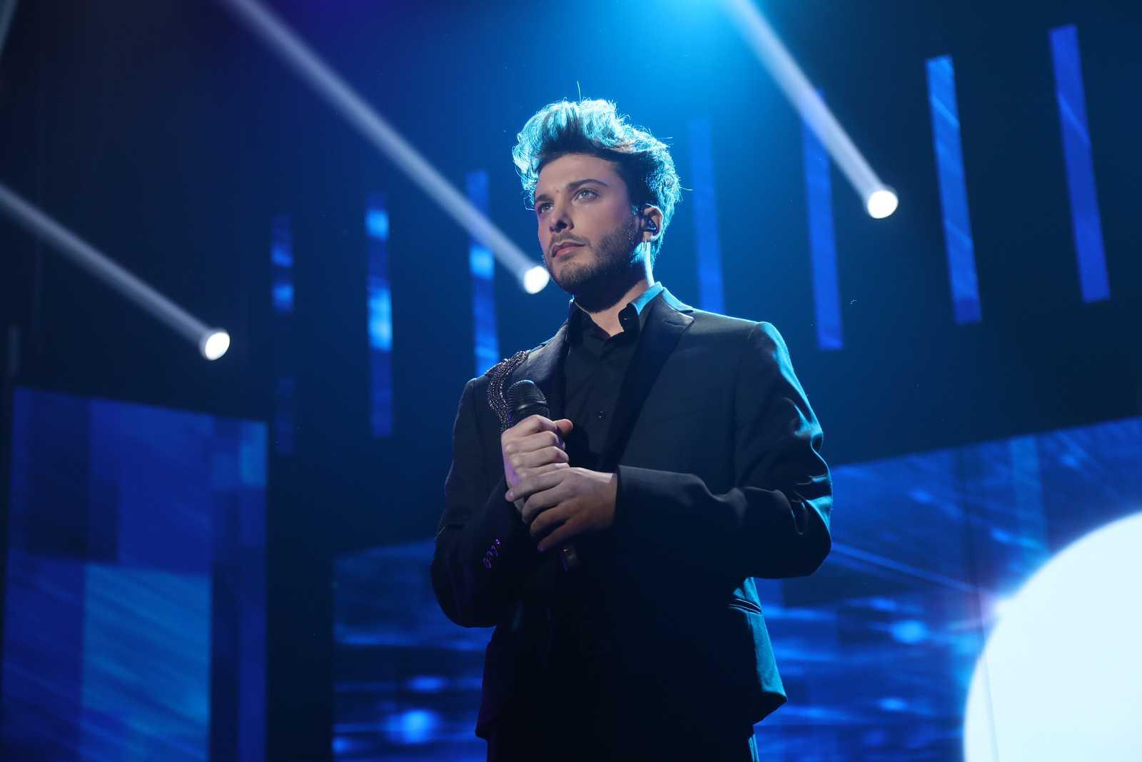 """Blas Cantó canta """"Universo"""" en la Gala 4 de Operación Triunfo 2020"""