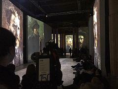 """En Lengua de Signos - Visitamos """"Van Gogh Alive"""""""
