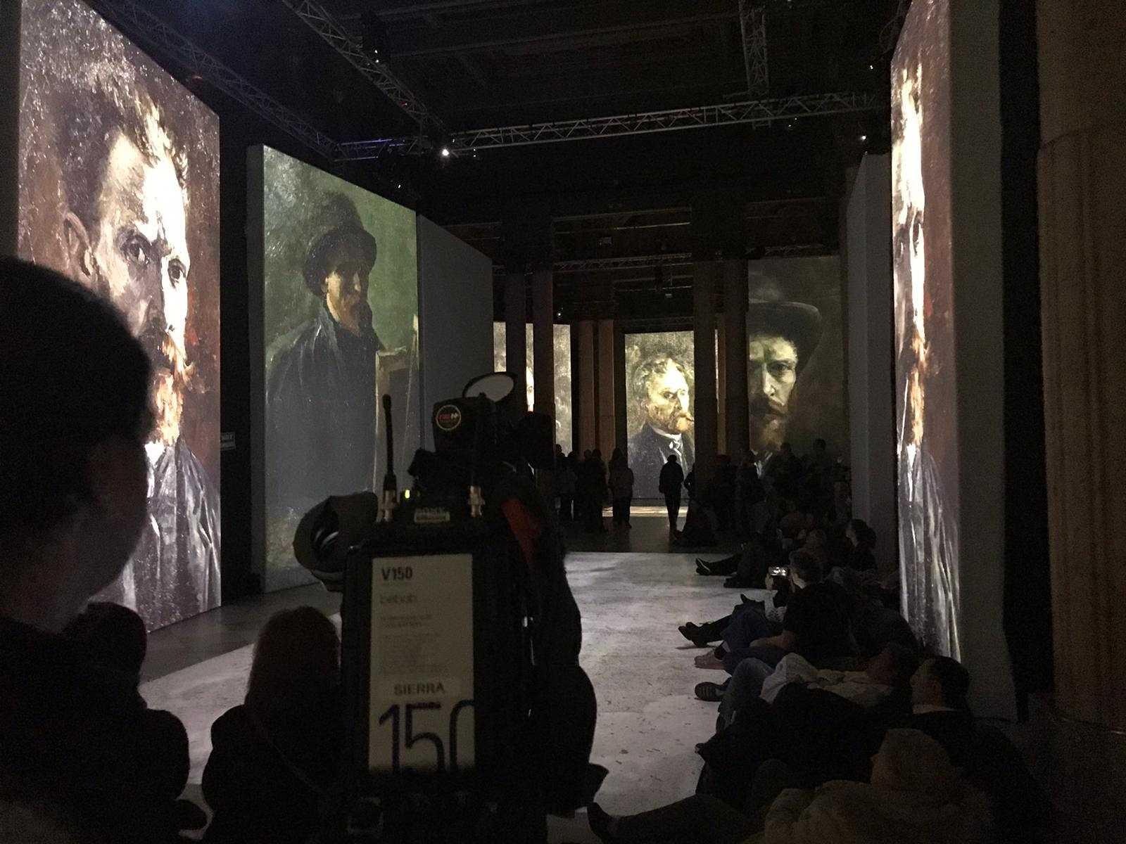 """En Lengua de Signos - Visitamos """"Van Gogh Alive"""" - ver ahora"""
