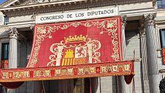 Parlamento - Conoce el Parlamento - El baldaquino de gala - 08/02/2020