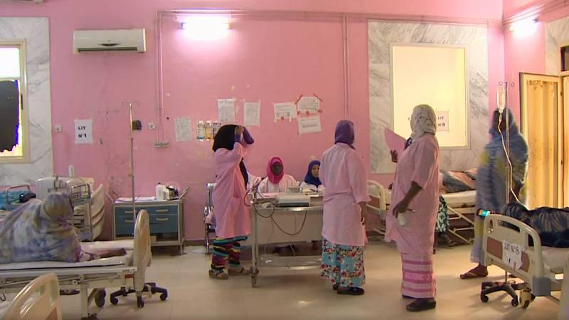 Mauritanas: una unidad para atender a las víctimas de violencia de género