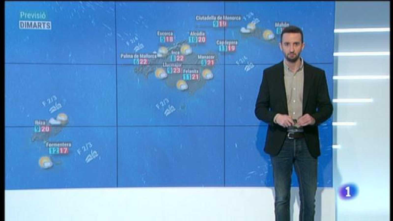 El temps a les Illes Balears - 10/02/20
