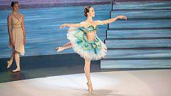La maravillosa actuación de Adriana y Mariona en el duelo de danza