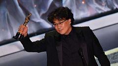 'Parásitos' invade la ceremonia en la que los Oscar se abren al mundo