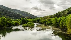 Precipitaciones en Navarra, Pirineos y extremo nordeste de Cataluña