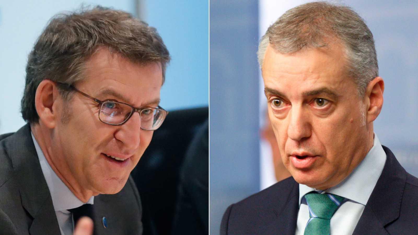 País Vasco y Galicia adelantan sus elecciones que se celebrarán el 5 de abril
