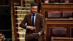 """Portavoz adjunto del PSOE: """"No tiene lógica que en un país democrático pueda exaltarse a un dictador"""""""