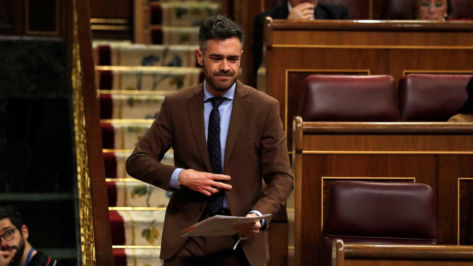 """Sicilia (PSOE): """"No tiene lógica que en un país democrático pueda exaltarse a un dictador"""""""