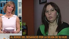 La Mañana -  La organización STOP Desahucios reclama soluciones para la familia de Francisco Lema