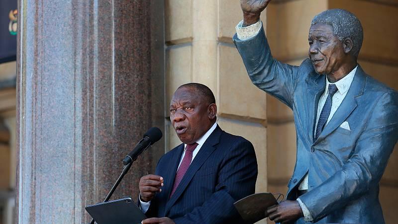 30 años de la salida en libertad de Nelson Mandela