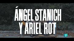 """Un país para escucharlo - Escuchando Valladolid y León - Ángel Stanich y Ariel Rot """"¿Qué será de mi?"""""""