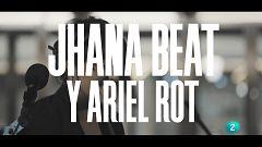 """Un país para escucharlo - Escuchando Valladolid y León - Jhana Beat y Ariel Rot """"Song to forget"""""""