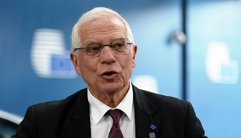 """Borrell, sobre el encuentro de Ábalos y Delcy Rodríguez: """"La Comisión Europea no puede intervenir"""""""