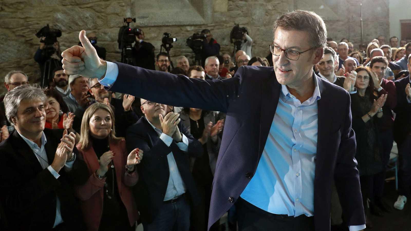 Galicia es el principal escollo en las negociaciones para la suma de PP y Ciudadanos en las elecciones