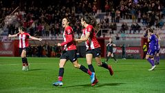 Copa de la Reina: Resumen del Athletic 3-0 Granadilla