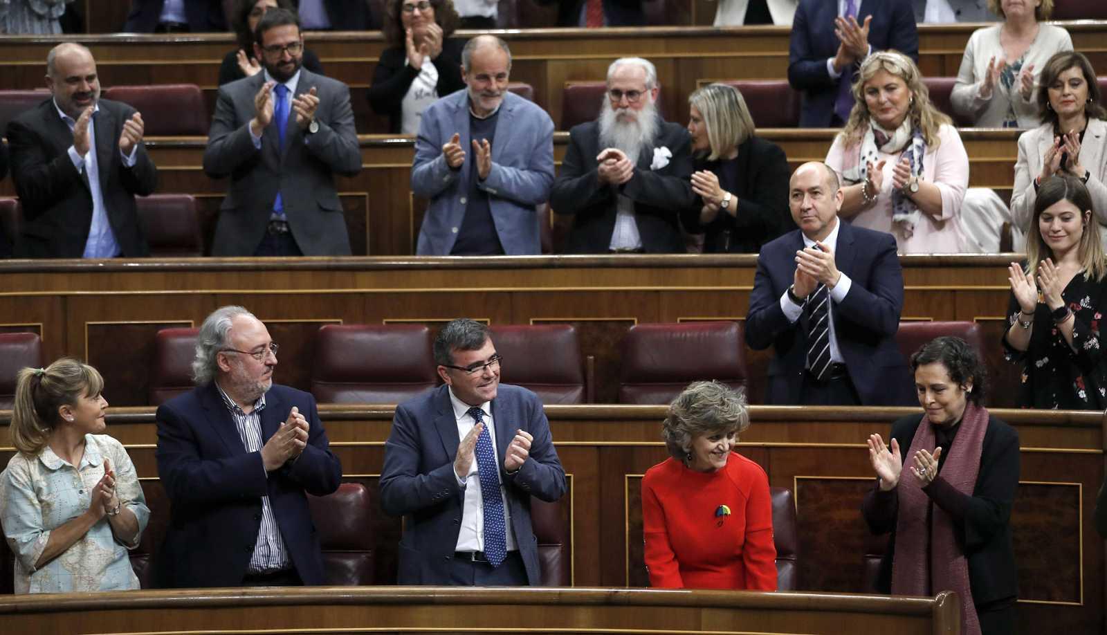 El Congreso inicia la tramitación de la ley de eutanasia con la oposición de PP y Vox