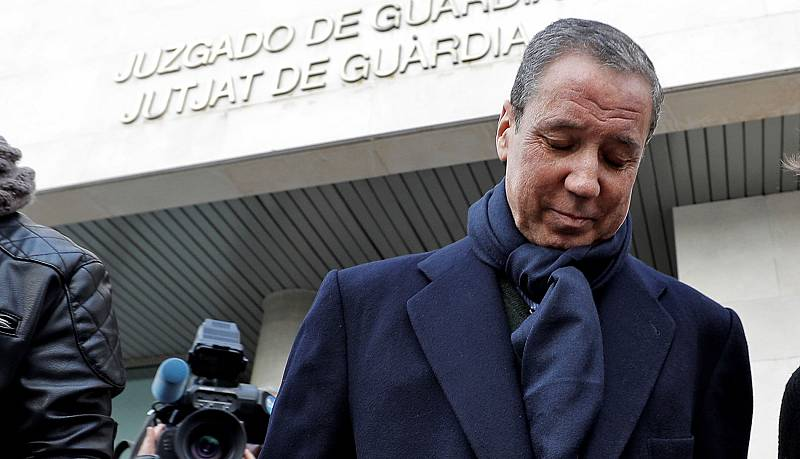 La UCO sitúa a Zaplana detrás de 17 millones de euros en comisiones irregulares del 'caso Erial'