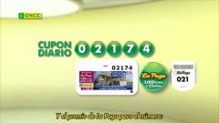 Sorteo ONCE - 11/02/20