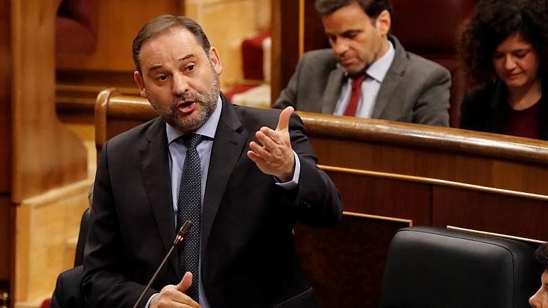 """Ábalos se defiende sobre las acusaciones del PP y asegura que su """"compromiso es con la democracia y en contra del fascismo"""""""