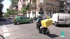 """La batalla de los """"riders"""""""
