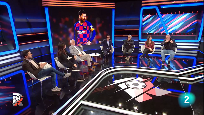 El Rondo - El futur de Leo Messi