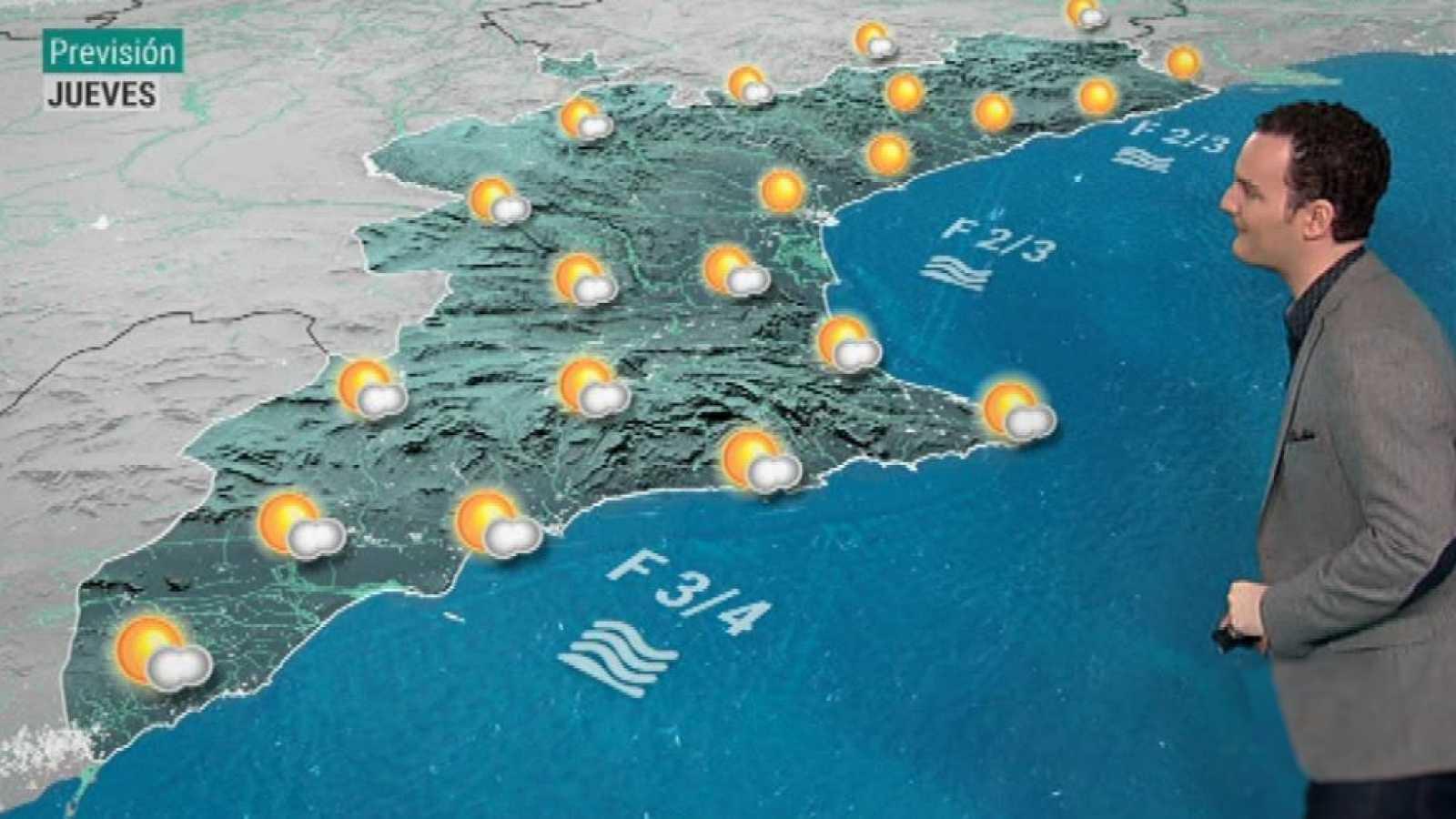 El tiempo en la Comunidad Valenciana - 12/02/20 - ver ahora