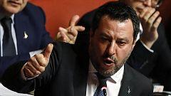 Salvini será juzgado por impedir el desembarco de migrantes rescatados en alta mar