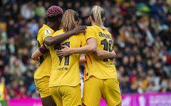 Copa de la Reina: Resumen del Sporting de Huelva 0-4 Barcelona