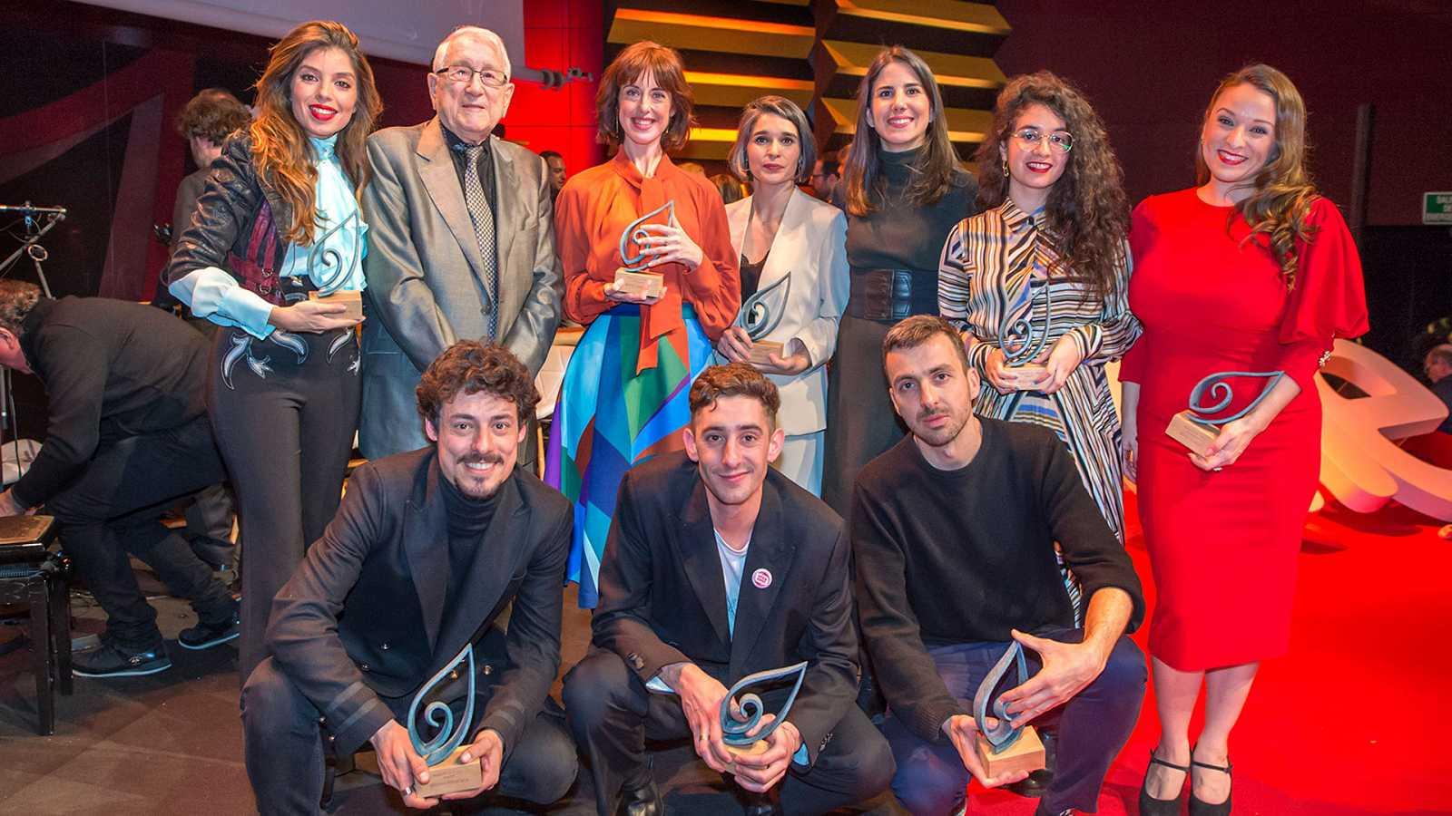 Premios El Ojo Crítico 2020 - ver ahora
